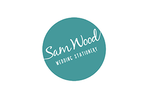 Sam Wood Wedding Stationery