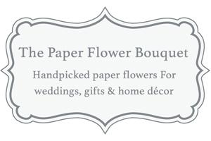 The Paper Flower Bouquet