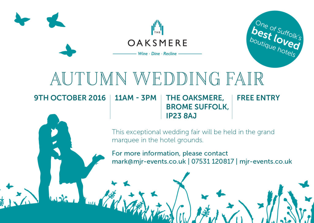 Oaksmere Wedding Fair 2016