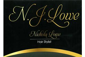 Nichola J Lowe Wedding Hair