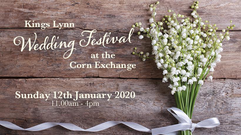 Wedding Festival 2020 Kings Lynn Wedding Festival 2020   MJR Events