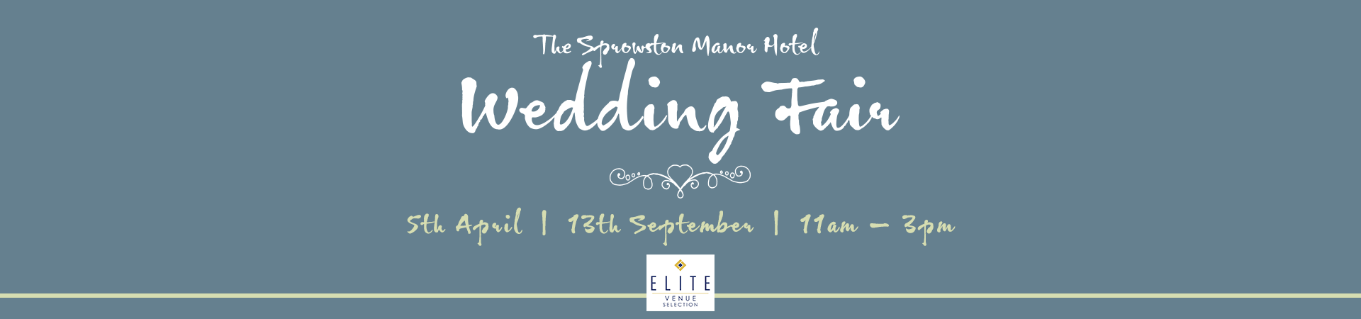 Sprowston Manor Wedding Fair